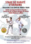 [Annonce] Stage national de Uechi-Ryû - 3 juin 2018
