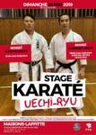 [Annonce] Stage National de Uechi-ryu dirigé par le soké - 26 mai 2019
