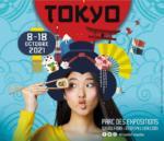 [Annonce] Foire internationale de Montpellier - Tokyo - 8 au 18 octobre 2021