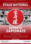 [Annonce] Stage des experts japonais - 7/8 novembre 2015