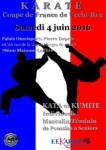 [Annonce] Coupe de France de Uechi-Ryu - 4 juin 2016