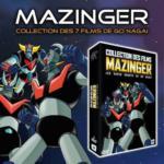 DVD Collection des films Mazinger - les super robots de Gô Nagai