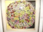 Exposition de peintures d'un artiste okinawaien - 27 octobre 2007