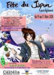 [Annonce] Fête du Japon à Castelginest - du 9 au 15 mars 2020