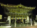 10 janvier 2014: Narita-san Shinshô-ji by Night