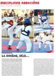 """Article dans le Magazine """"Karaté"""" sur la coupe de France de Uechi-ryu 2015"""